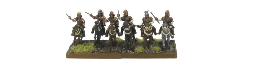 DBA De Bellis Antiquitatis Greek Cavalry