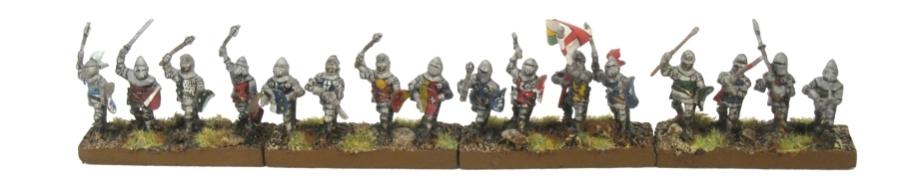 DBA De Bellis Antiquitatis Medieval - Blades