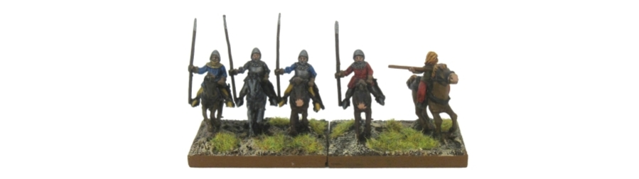 DBA De Bellis Antiquitatis Medieval - Cavalry