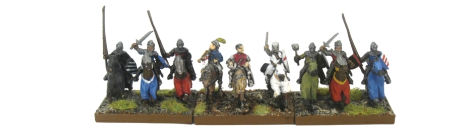 DBA De Bellis Antiquitatis Medieval - Knights