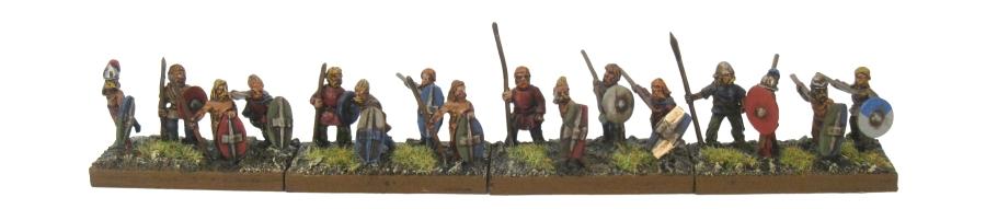 Northern Barbarians - Auxilia