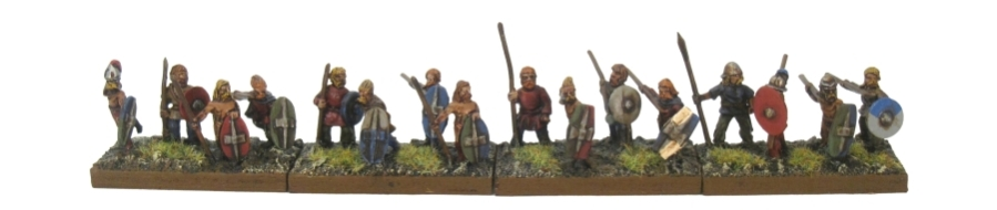 Northern Barbarians - Auxilia
