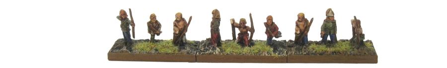 Northern Barbarians - Bowmen