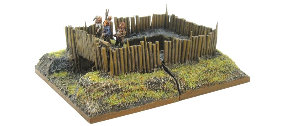 Northern Barbarians - Camp