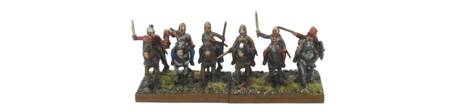 Northern Barbarians - Cavalry