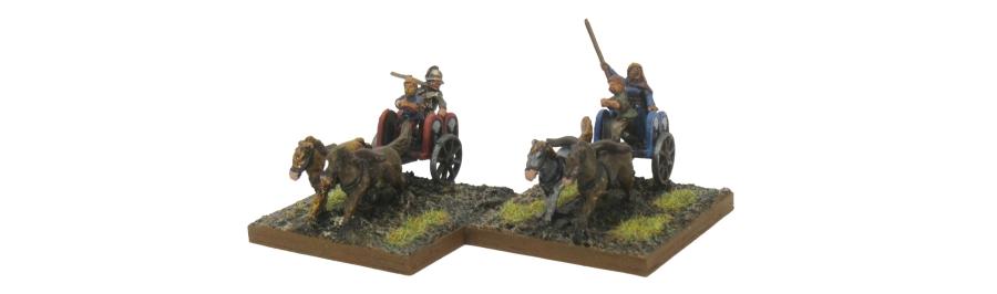 Northern Barbarians - Chariots