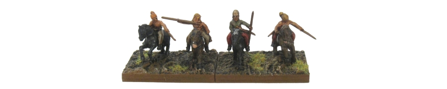 Northern Barbarians - Light Horse