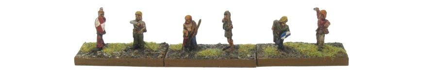Northern Barbarians - Psiloi