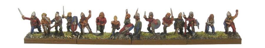 Northern Barbarians - Warband