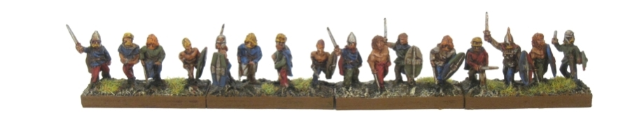 Northern Barbarians - Warband