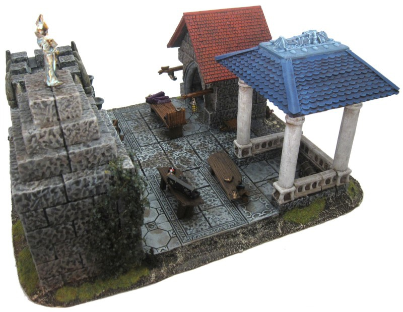 Mordheim City – Wargaming Workshop