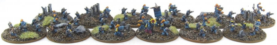 EPIC Armageddon Chaos - Tzeentch Coven 2