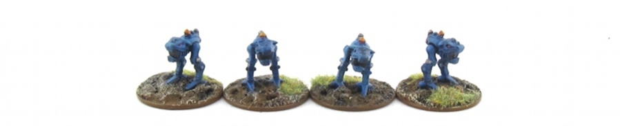 EPIC Armageddon Chaos - Tzeentch Traitor Sentinel