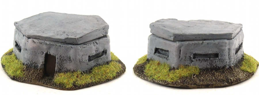 Flames of War Bunker
