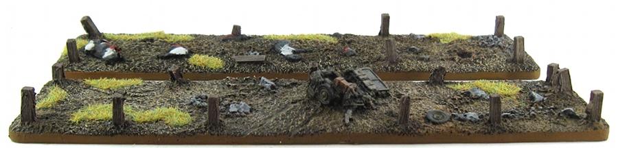 FoW Terrain - Minefields