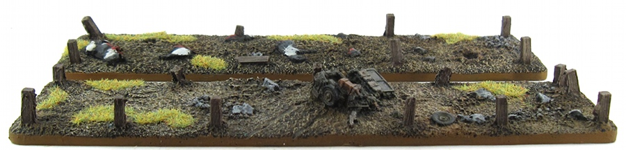 FoW Terrain - Minefields
