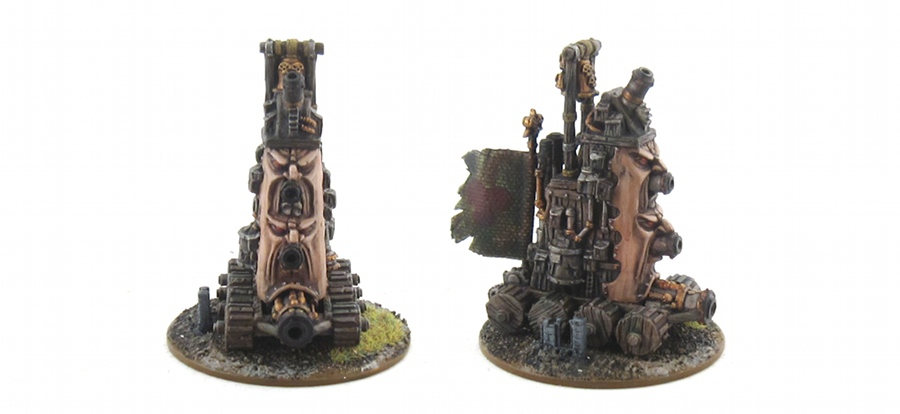 EPIC Chaos - Nurgle Plague Tower 2
