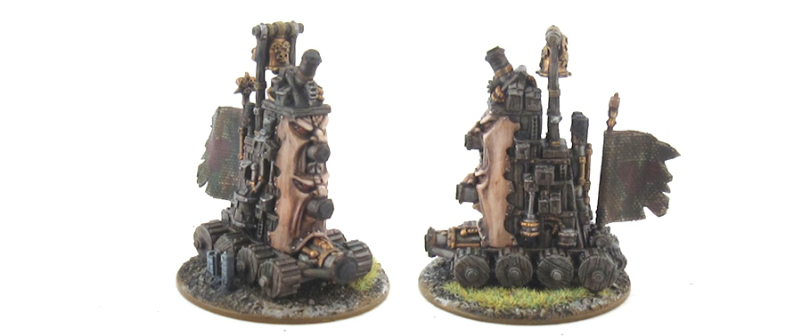 EPIC Chaos - Nurgle Plague Tower
