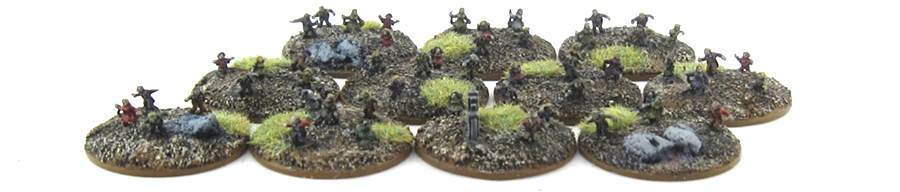 EPIC Chaos - Nurgle Plague Zombies 1