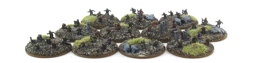 EPIC Chaos - Nurgle Plague Zombies 2