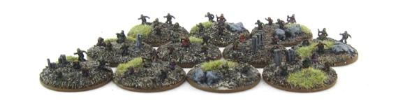 EPIC Chaos - Nurgle Plague Zombies 2