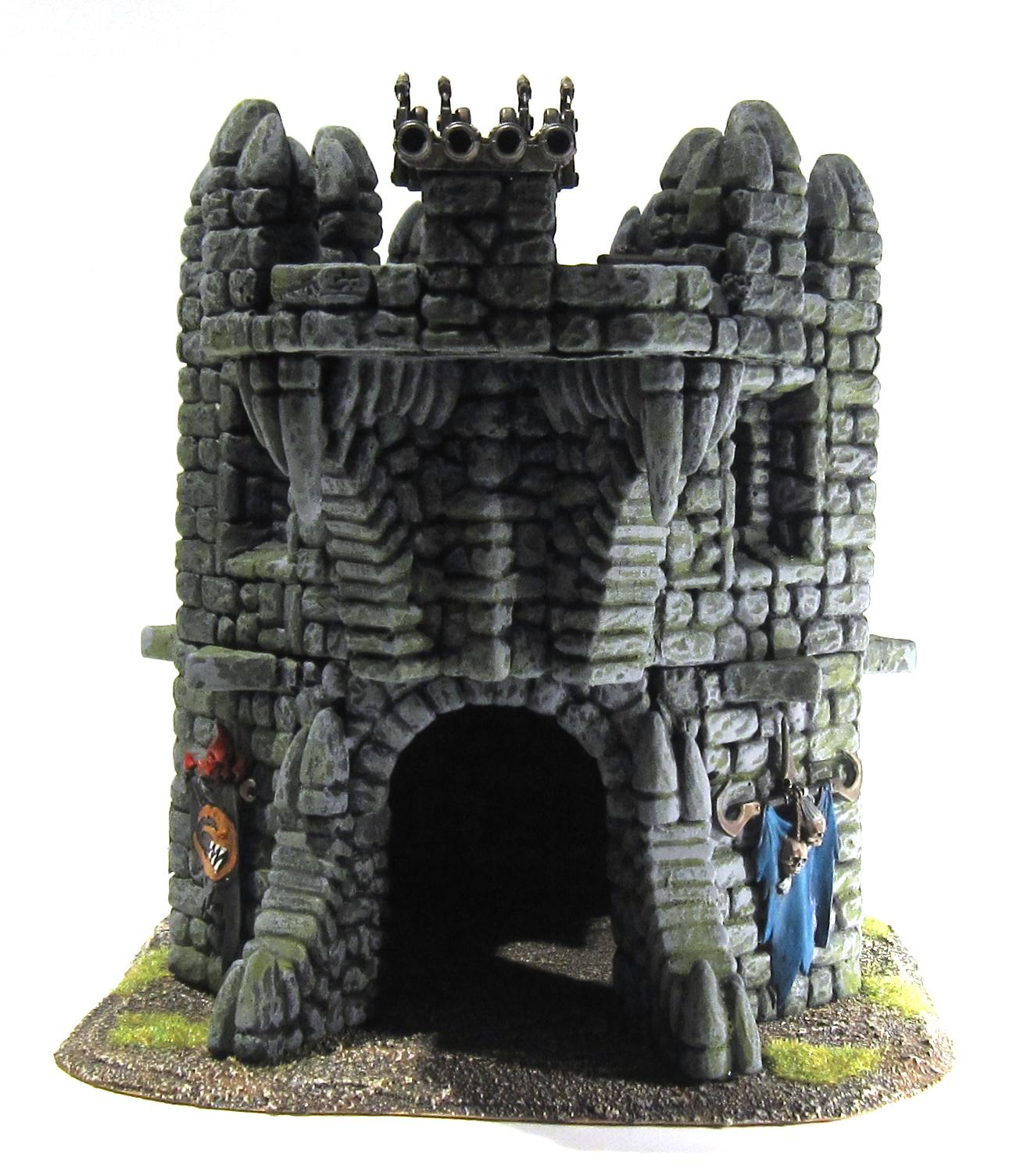 Mordheim Building - Bastion