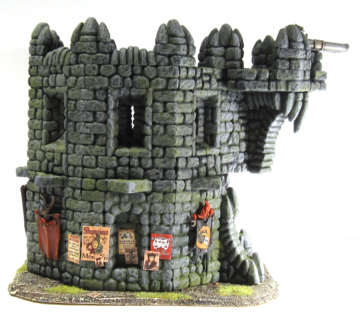 Mordheim Building - Bastion