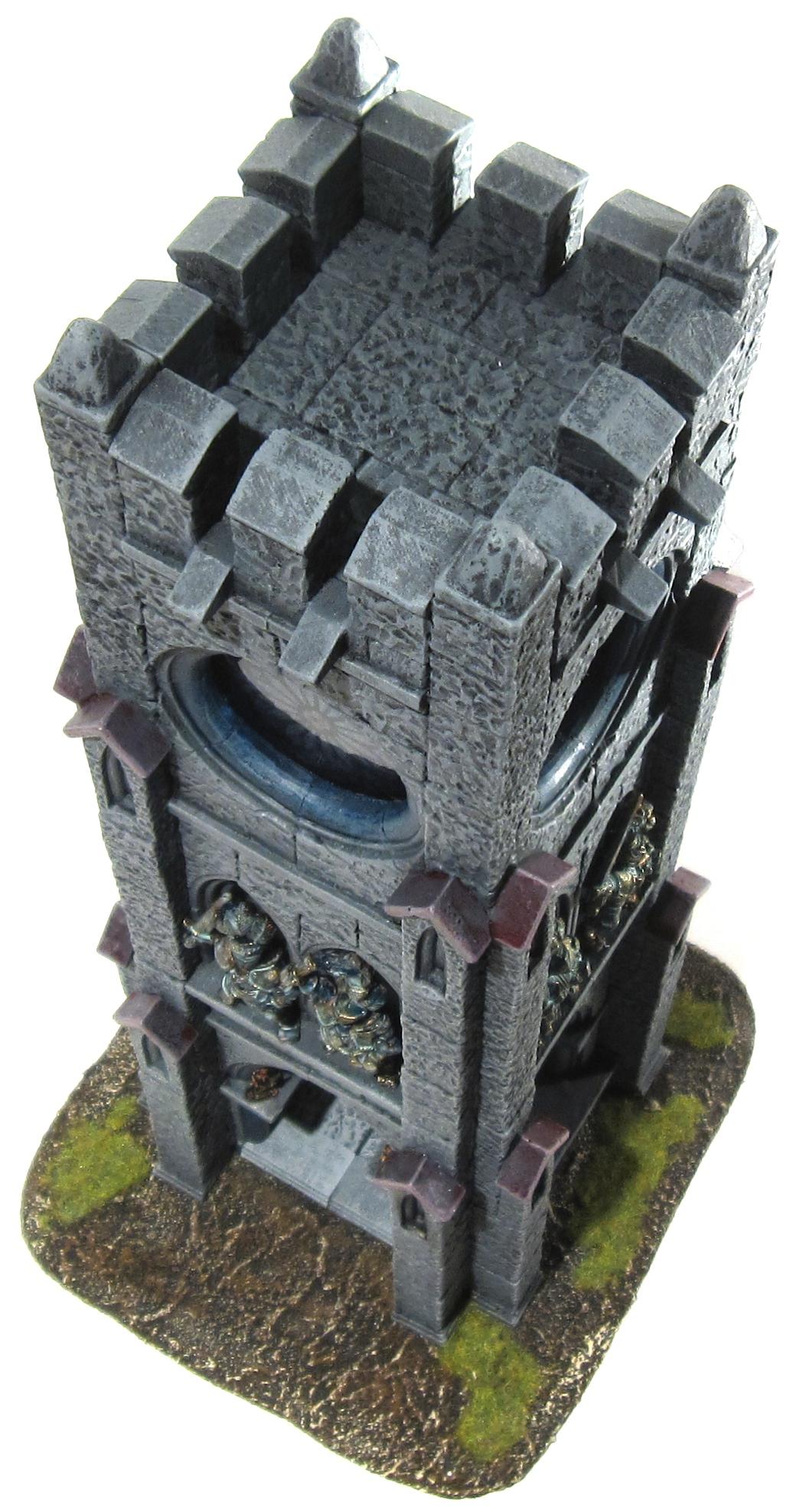 Mordheim Building - Bell Tower