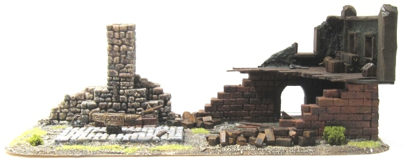 Mordheim Building - Smithy 2