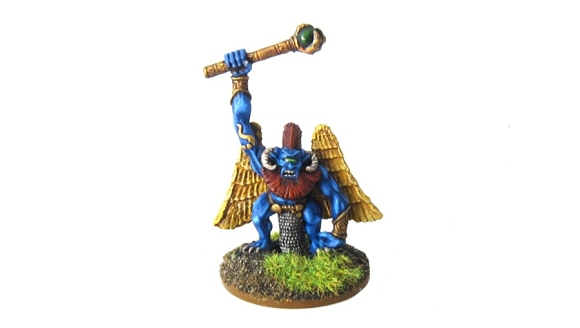 EPIC Chaos - Tzeentch Magnus the Red