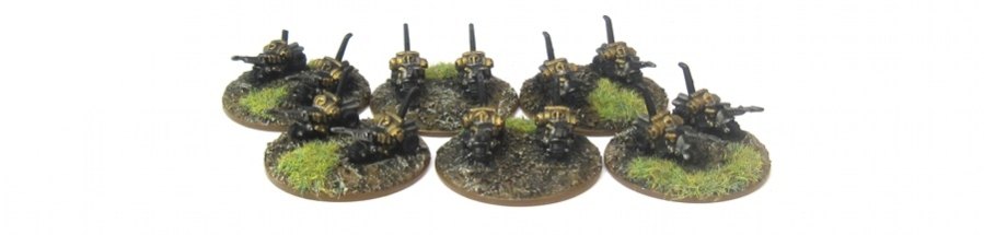 EPIC Squats - Hearthguard Bikers
