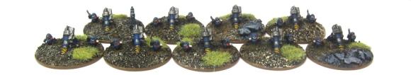 EPIC Squats - Mole Mortar