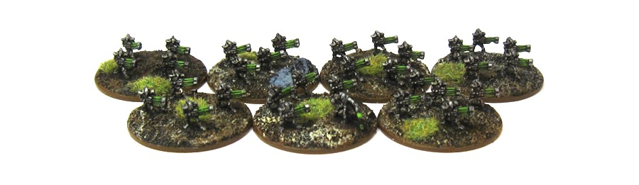 Epic Necron - Immortals