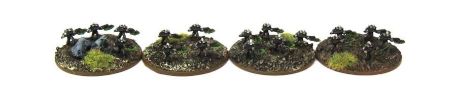 Epic Necron - Pariahs