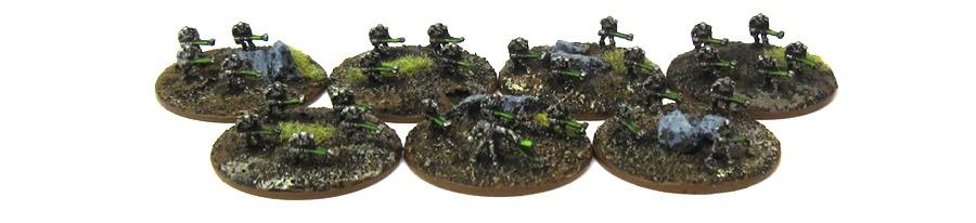Epic Necron - Phalanx