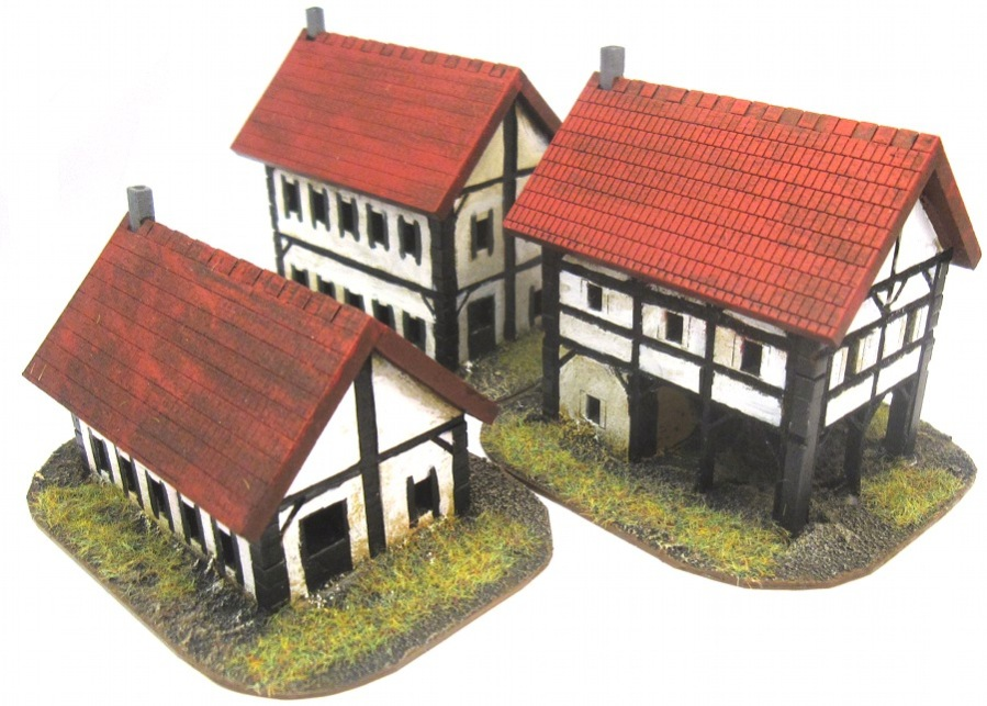 Warmaster Terrain – Wargaming Workshop