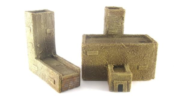 EPIC Terrain - Mud Houses 1