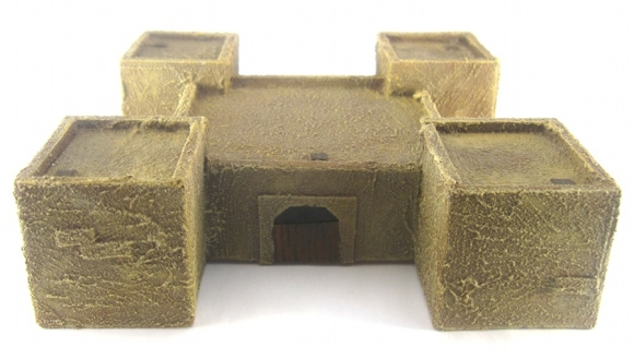 EPIC Terrain - Mud Houses 4