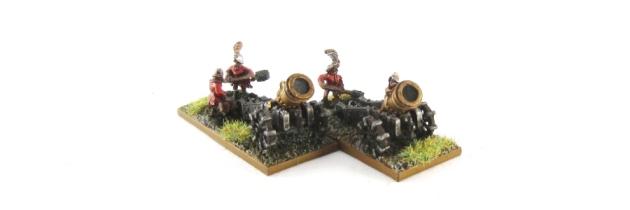WM Empire - Mortars
