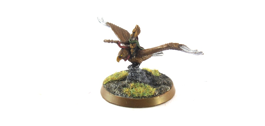 WM Wood Elf - Eagle Rider