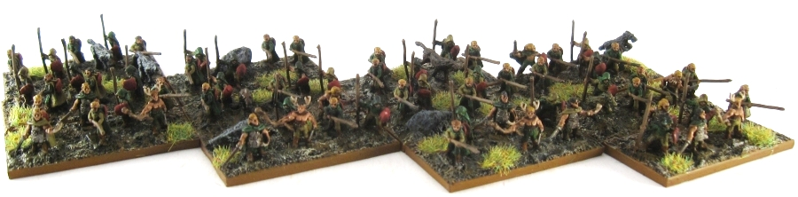WM Wood Elf - Eternal Guard