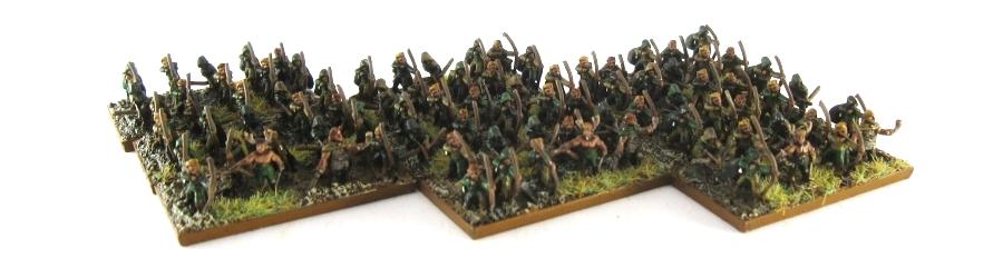 WM Wood Elf - Glade Guard 1