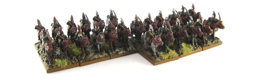 WM Wood Elf - Glade Riders