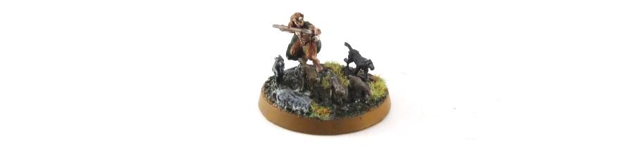 WM Wood Elf - Orion General