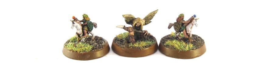 WM Wood Elf - Spell Weaver