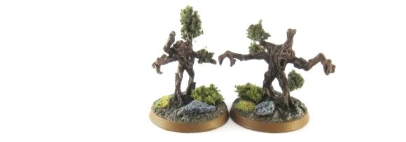 WM Wood Elf - Treemen