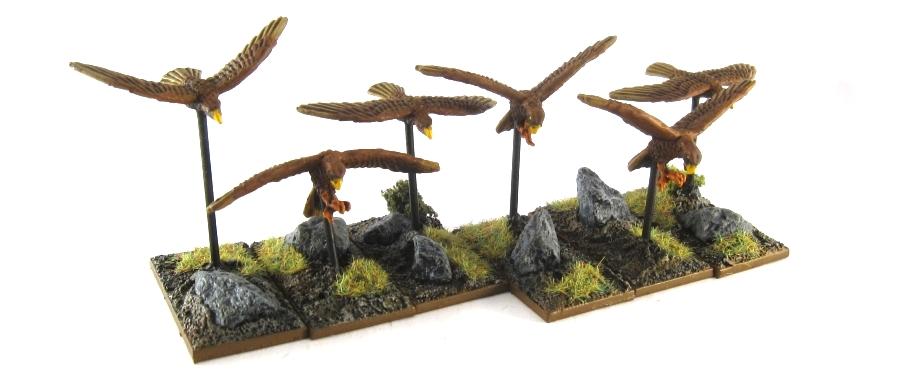 WM Wood Elf - Warhawks