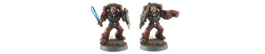 40k BA - Sergeant