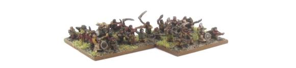 WM Empire - Halfling Skirmishers