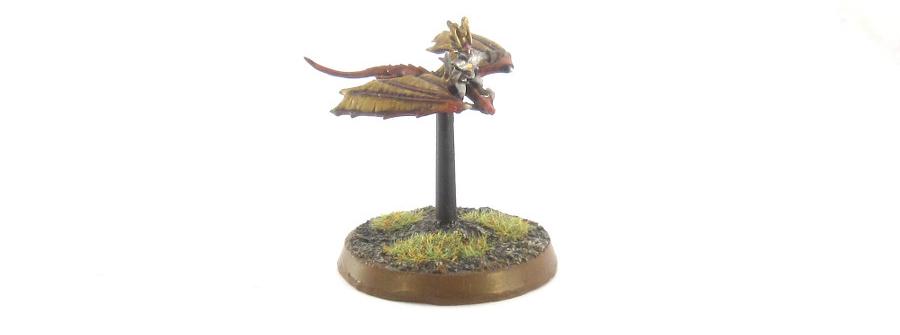 WM HE - Hero on Dragon